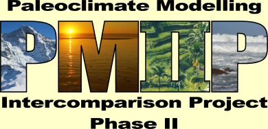 The big PMIP 2 logo